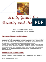 Beauty and the Beast Study Guide