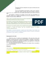 METODOLOGIA - Preparação de Amostras Analise Microestrutural