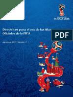 2018fifaworldcuppublicguidelines Es Aug2017 Spanish