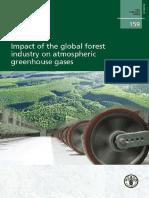 FAO 2010 ImpactofGlobalForestIndustry GreenHouse