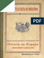Nociones de Historia de Espana - Eugenio Garcia Barbarin[1]