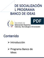 Banco de Ideas Ecuador