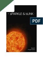 sPARKLE & bLINK 6