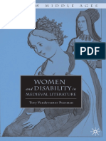 Women and Disability in Medieval Literature