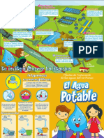 Proceso de Potabilizacion de Agua- Niños