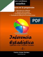 INFERENCIA+EN+LA+PROPORCION-CASOS+y+PROBLEMAS+RESUELTOS