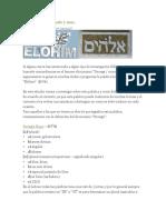 ELOHIM.docx