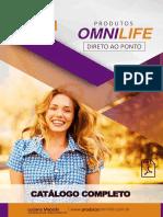 E-book Catálogo Completo - Produtos Omnilife (Direto Ao Ponto)