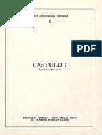 BLAZQUEZ MARTÍNEZ, J.M. 1975 - Castulo I.pdf