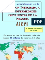 AIEPI Resumen Inicio Evento en Enferm_Feb 2009