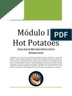 Creac.recurs.educ.Interac. Modulo II. Hotpotatoes