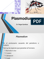 10. Plasmodium y Toxoplasma