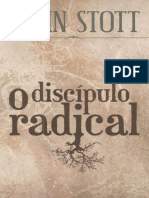 John Stott O Discipulo Radical Libre