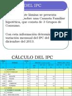Calculo Del IPC 06 UAP 2017