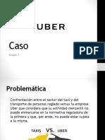 Caso Uber