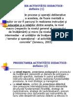 Proiectarea didactica.ppt