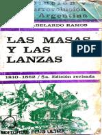 Ramos, Jorge Abelardo - Las Masas y Las Lanzas - Tomo I