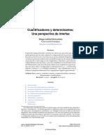 Krivochen - Cuantificadores y Determinantes Una Perspectiva de Interfaz