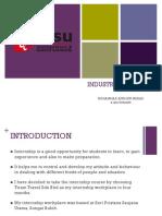 Presentation Internship