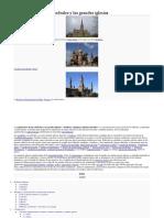 Arquitectura de Las Catedrales y Las Grandes Iglesias.docx