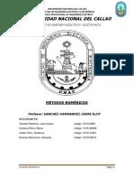 Metodos Númericos-Trabajo Nro 1-Prob. 5.2 y 5.15