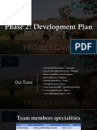 Project Giving - Phase 2 (Development Plan)