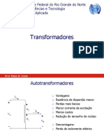 Aula AutoTransformador