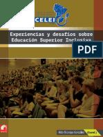 Experiencias y Desafíos Sobre Educación Superior Inclusiva