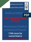 Unidad 3 - Elementos Para El Diseño de Los Sistemas de Protección