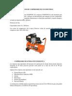Marcas y Precios de Compresores
