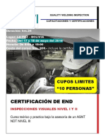 Quality Welding Inspection Inspeccion Visual