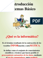 INTRODUCCION SISTEMAS BASICO