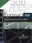 La Formacion de Los Ingenieros Civiles