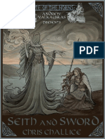 Fate of the Norns - Ragnarok - Seith and Sword (Novel)