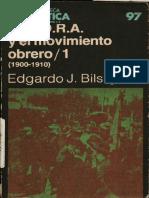 La FORA Tomo 1 y 2-Edgardo Bilsky
