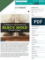 black mold symptoms + 12 natural remedies - dr. axe.pdf