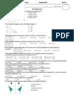 Matematicas 2do