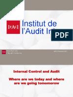 Audit Et Controle Interne
