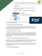3. Características de Los Materiales Relacionados Con La Eficiencia Energética
