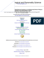 Social Psychological and Personality Science 2012 Vess 333 40