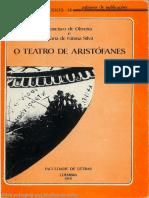 O Teatro de Aristofanes 1991