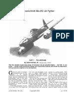 Me262 Draft
