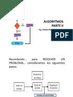 A Algoritmos Iicondic