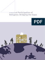 Political Participation of Refugees Bridging the Gaps