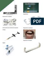Instrumentos de Odontología