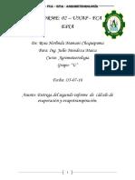 AGROMETEOROLOGIA- evaporacion.docx
