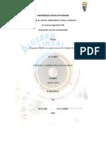 matlab utilizado en Álgebra Lineal