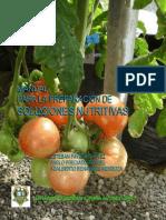 Libro Manual de Soluciones Nutritivas