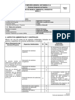 PMAO Nivel 2 - Selección y Acopio de Rocas