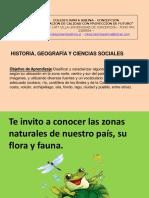 Flora y Fauna Zonas de Chile (2)